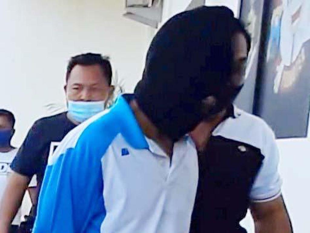 Sengaja Kelabui Polisi, Dukun Cabul Masukkan Telur ke Kemaluan Lukai Wajahnya