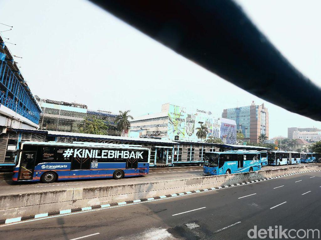PSBB Jakarta Diperketat, Catat Jadwal MRT Hari Ini