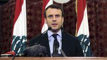 Ledakan di Lebanon Tewaskan 1 Warga Prancis, Macron Terbang ke Beirut