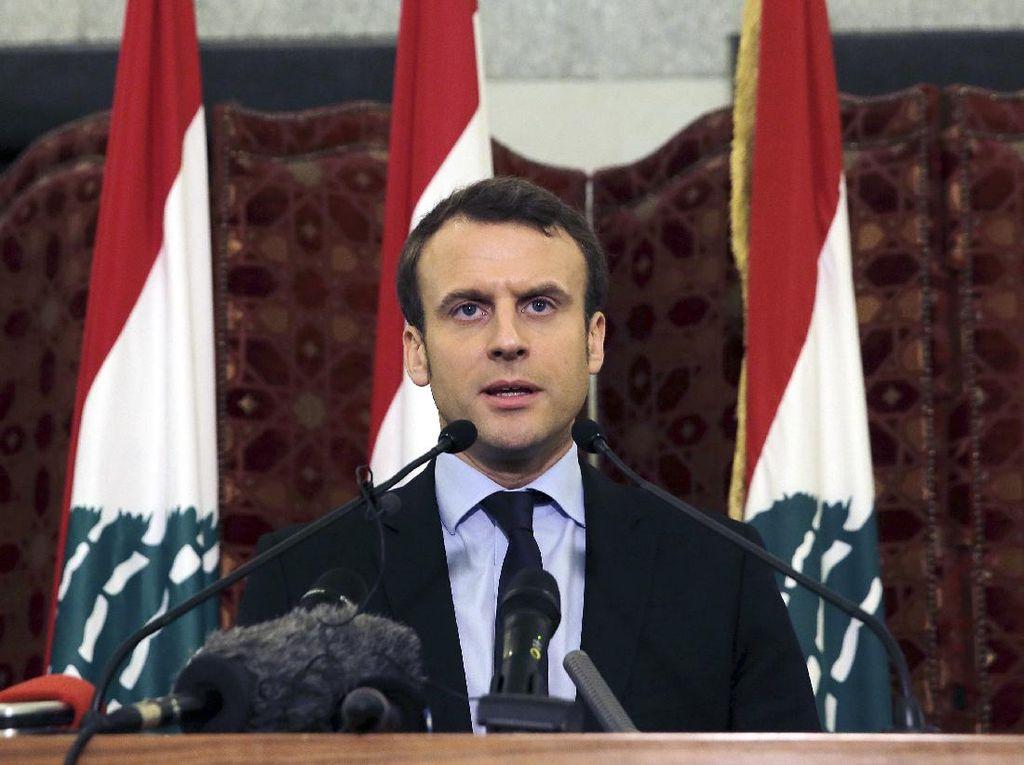 Video Macron soal Kartun Nabi: Saya Paham Muslim Kaget, Tapi...