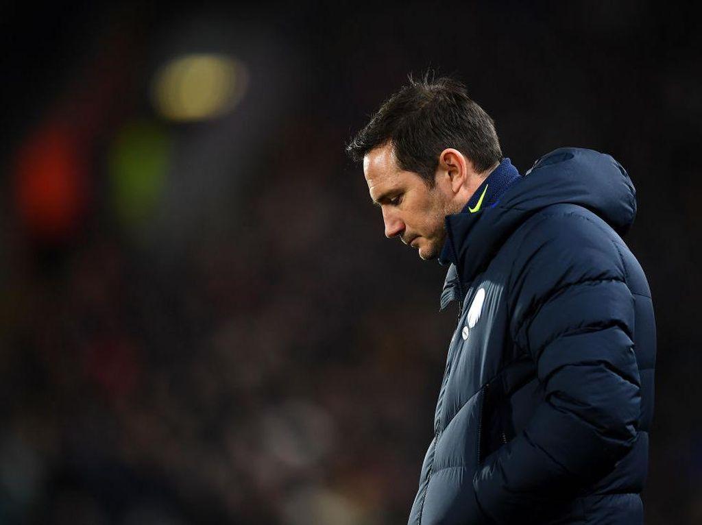 Kisah Sedih di Hari Senin... buat Frank Lampard