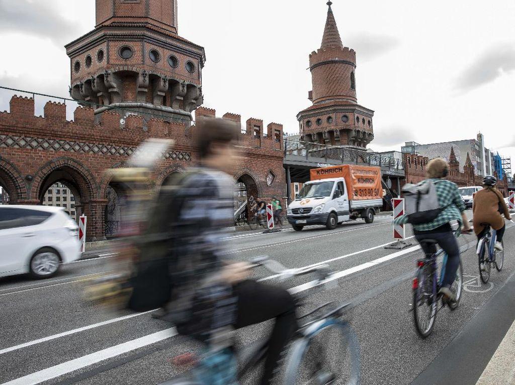Sepeda Jadi Barang Laris di Jerman Saat Pandemi