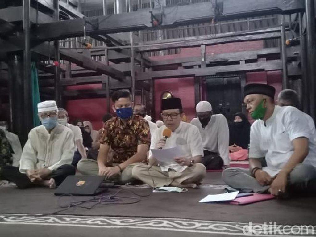 Klan Sultan XI Kukuhkan Diri Sebagai Pjs Keraton Kasepuhan Cirebon