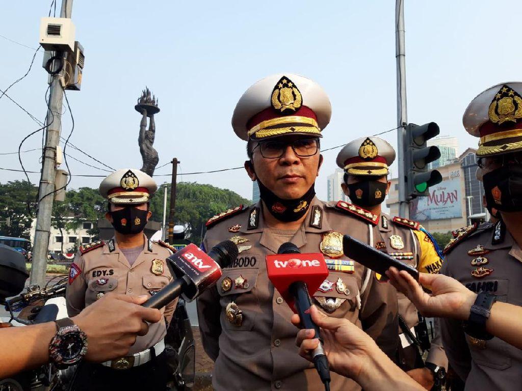 99.835 Pelanggar Ditindak Selama Operasi Patuh Jaya, Terbanyak Lawan Arus