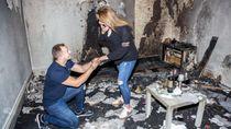 Pria Gagal Romantis Saat Lamar Kekasih, Kejutannya Bikin Rumah Kebakaran