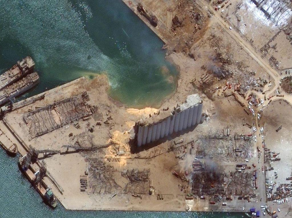 Kronologi, Asal-usul Ledakan di Lebanon dan Bahaya Sisa Amonium Nitrat