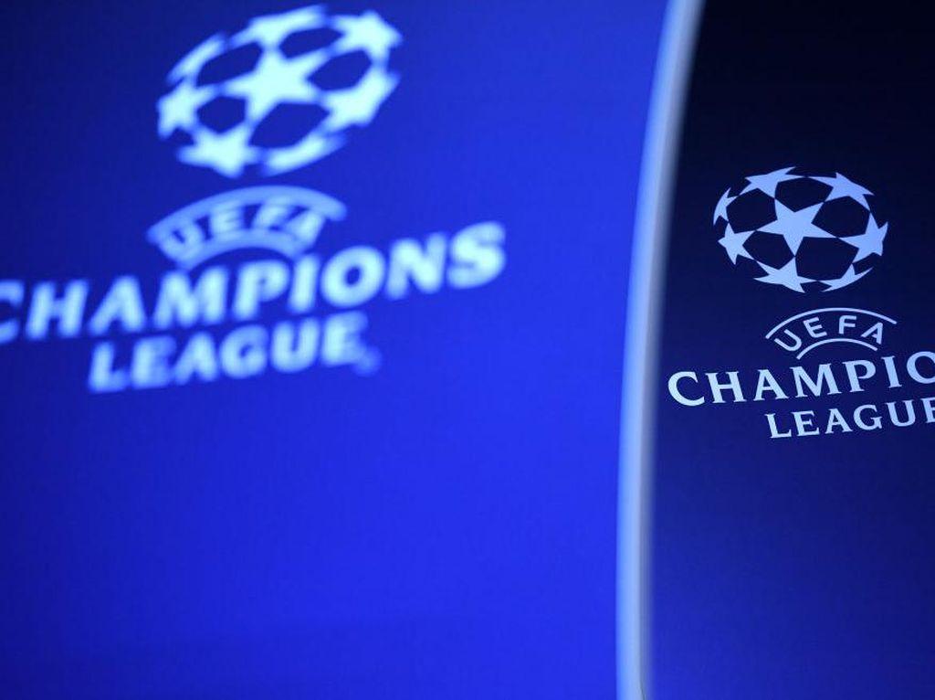 Hasil Lengkap Leg Pertama 16 Besar Liga Champions