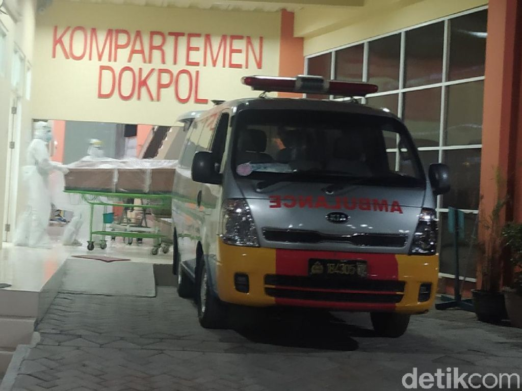Polisi Redam Keluarga di Sidoarjo yang Akan Ambil Paksa Jenazah Probable