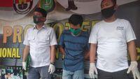 Melawan Polisi, Pembunuh Wanita di Apartemen Margonda Residence Didor di Kaki