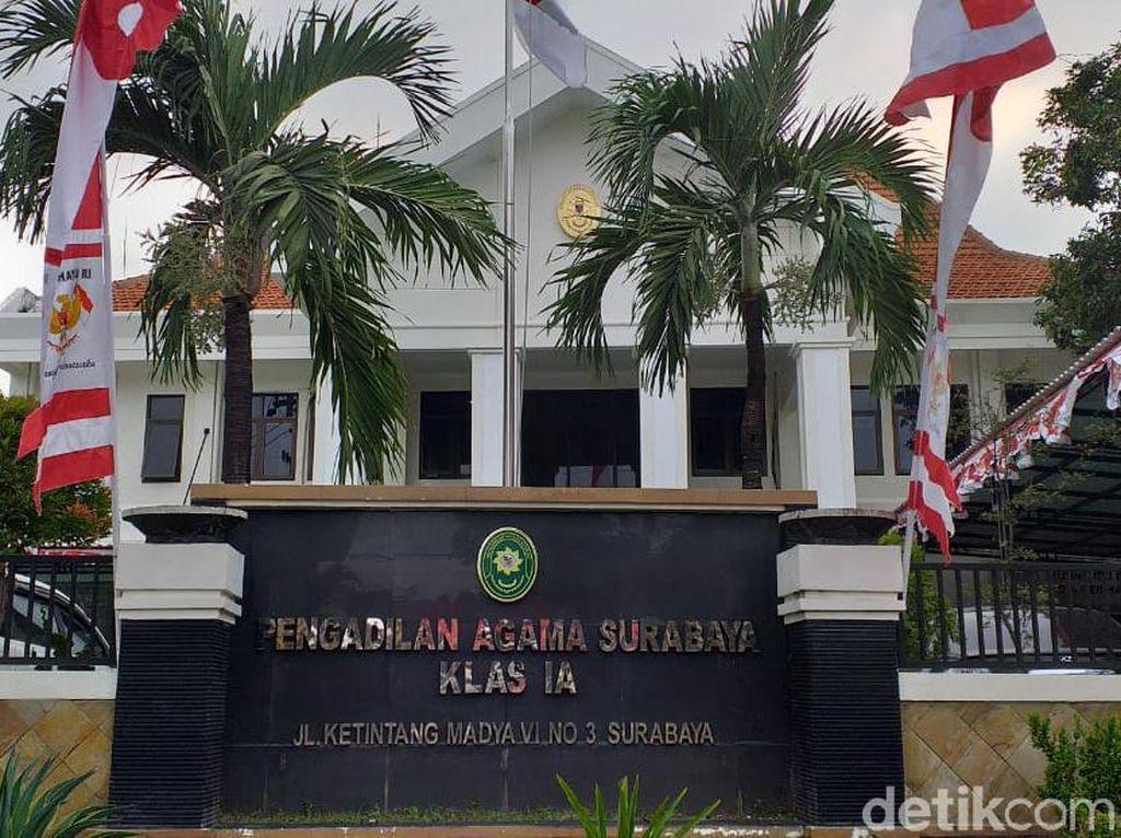 27 Pegawai Pengadilan Agama Surabaya Positif COVID-19 Tanpa Gejala