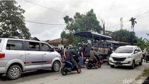 Polisi Gerebek Kampung Narkoba di Tatanga Palu, 12 Orang Diamankan
