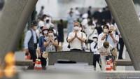IOC Didesak Bikin Hening Cipta untuk Korban Bom Atom Hiroshima