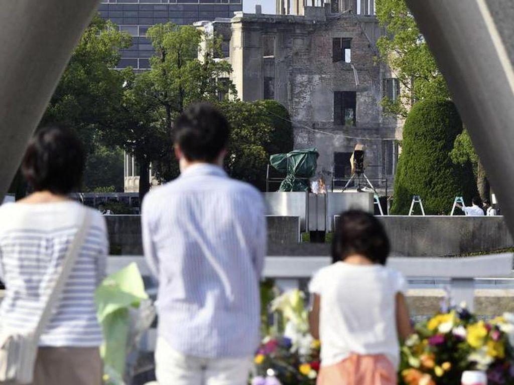 Peringati 75 Tahun Peristiwa Hiroshima, Menlu Jerman Serukan Denuklirisasi