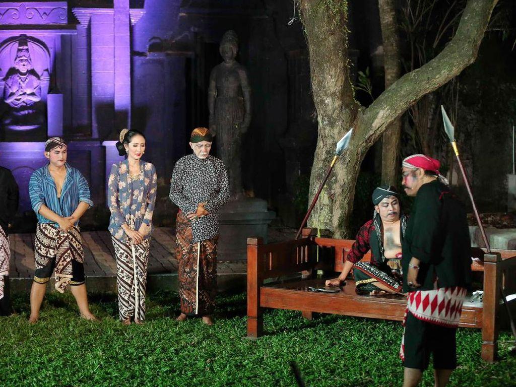 Rumah Budaya Nusantara Puspo Budoyo Populerkan Warisan Indonesia