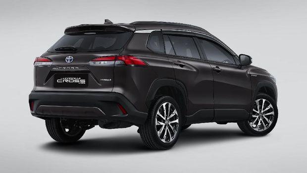 Toyota Corolla Cross Meluncur, Lebih Murah dari Fortuner
