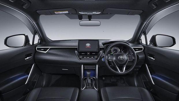 Toyota Corolla Cross meluncur di Indonesia pada 6 Agustus 2020.