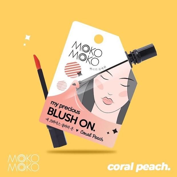 Brand makeup Moko-Moko