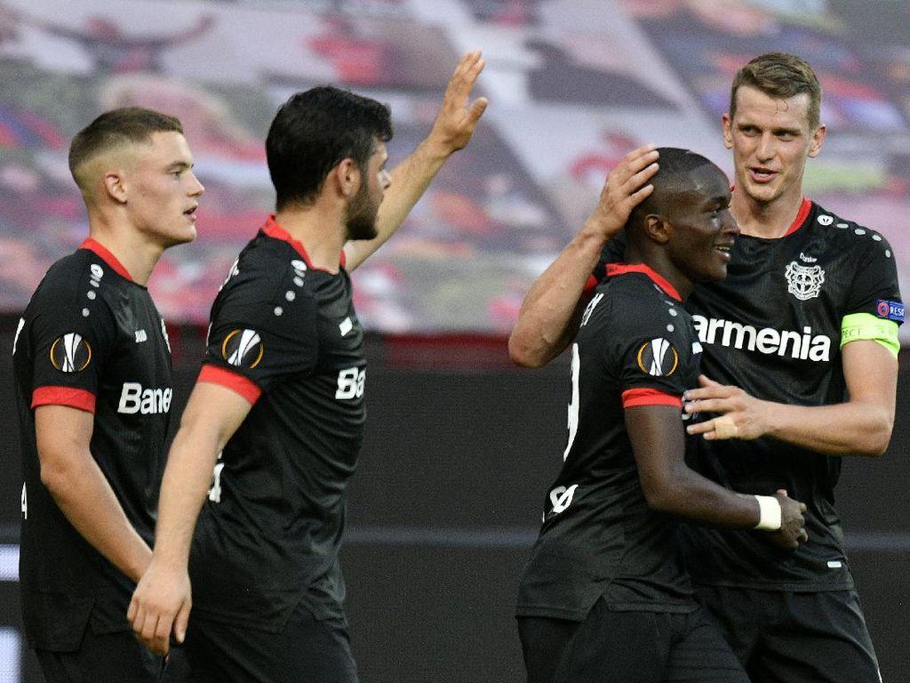 Depak Rangers, Leverkusen Hadapi Inter Milan di Perempatfinal Liga Europa