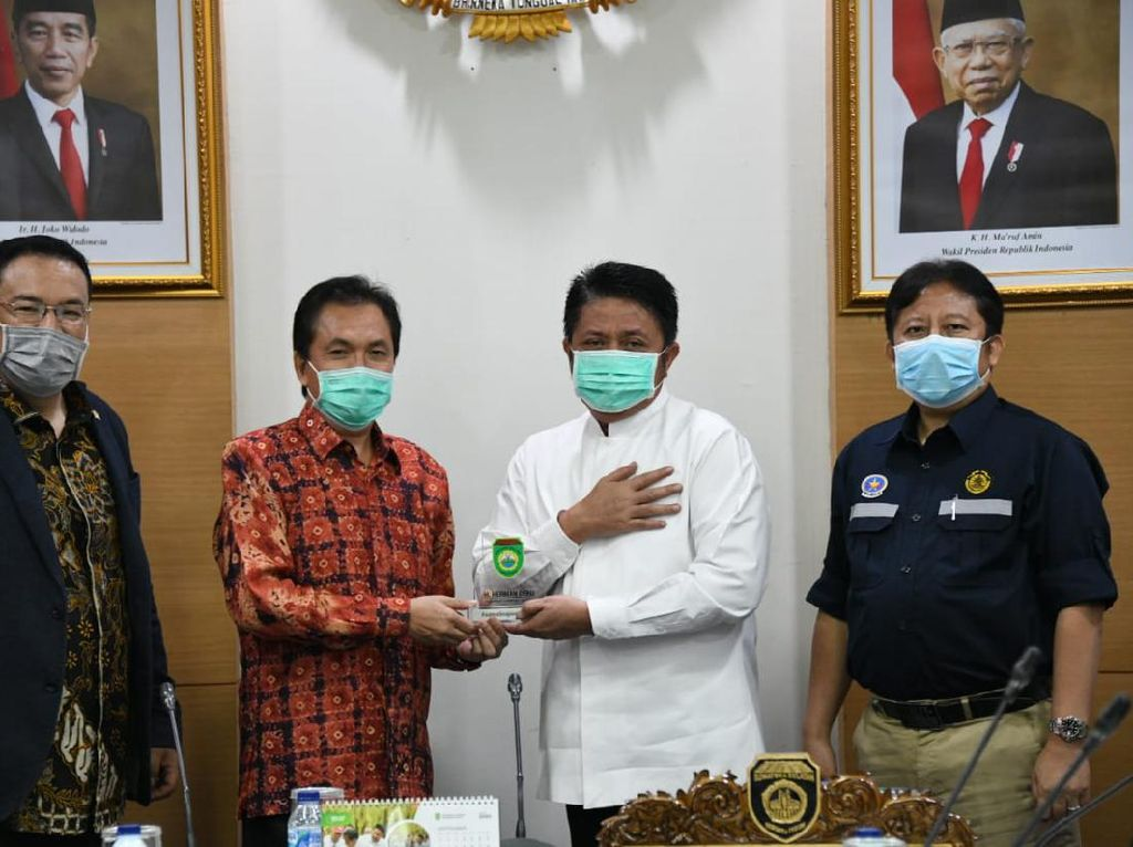 BPH Migas Naikkan Kuota BBM Subsidi Sumatera Selatan Sebesar 0,5%