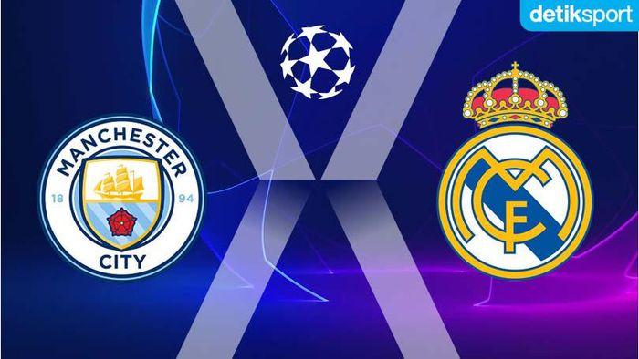 Liga Champions: City Vs Madrid