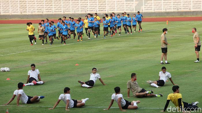 Banyak Pemain Timnas Indonesia Absen Di Latihan Perdana Siapa Saja