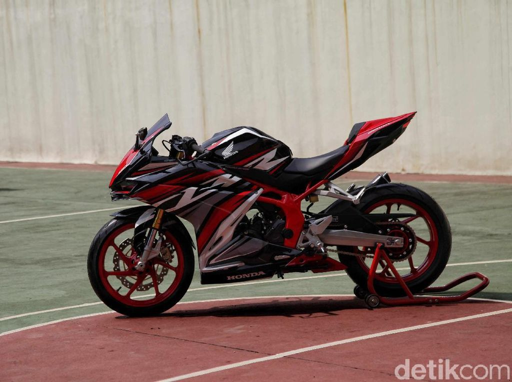 Ini Modifikasi CBR250RR SP Quickshifter Pertama di Indonesia