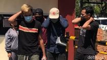 Serang Resepsionis-Rusak Hotel, Kawanan Pria di Makassar Ditangkap