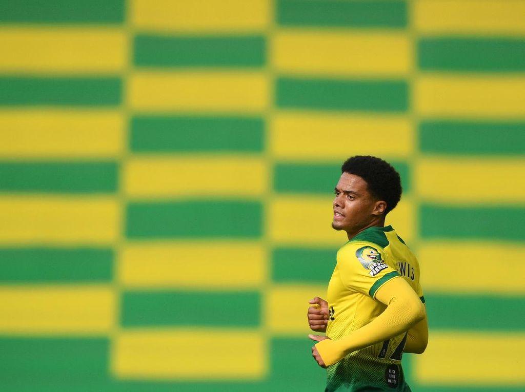 Tawaran Liverpool untuk Jamal Lewis Ditolak Norwich