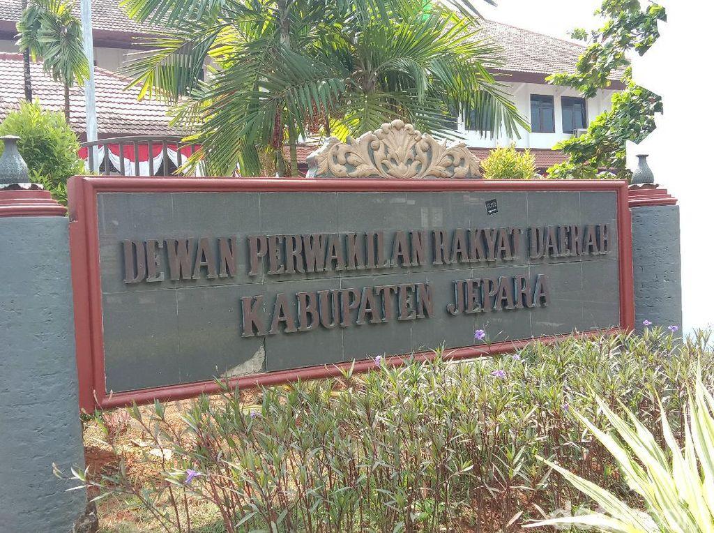 5 Anggota dan Staf Positif COVID-19, Gedung DPRD Jepara Lockdown