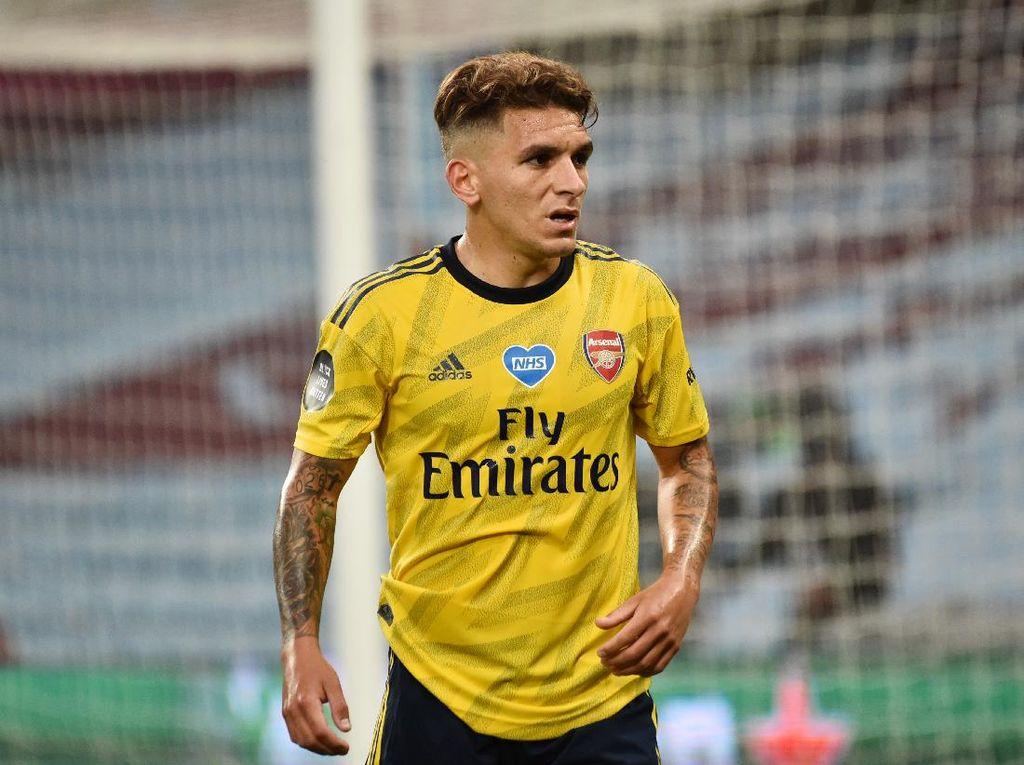 Nasib Lucas Torreira di Arsenal? Arteta Masih Rahasia-rahasiaan