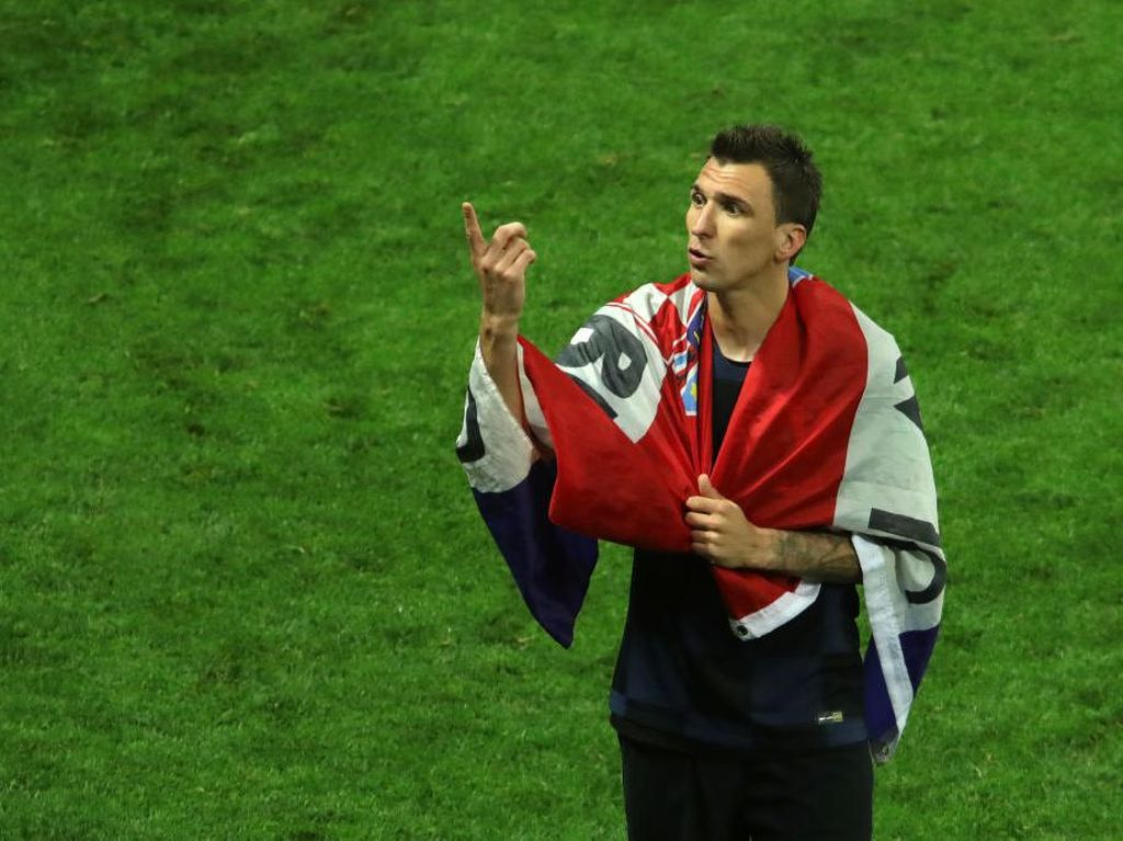 Saran Buat Manchester United: Rekrutlah Mario Mandzukic