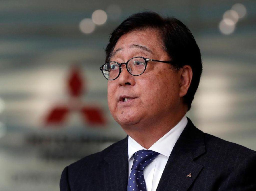 Punya Masalah Kesehatan, Bos Mitsubishi Mengundurkan Diri dari Jabatannya