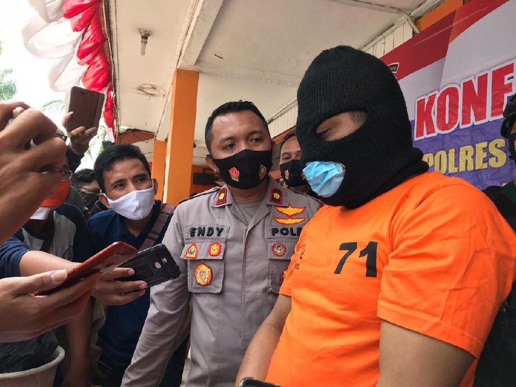 Polisi Sebut Istri Korban-Pembakar Rumah di Ciputat Jalin Asmara Terlarang