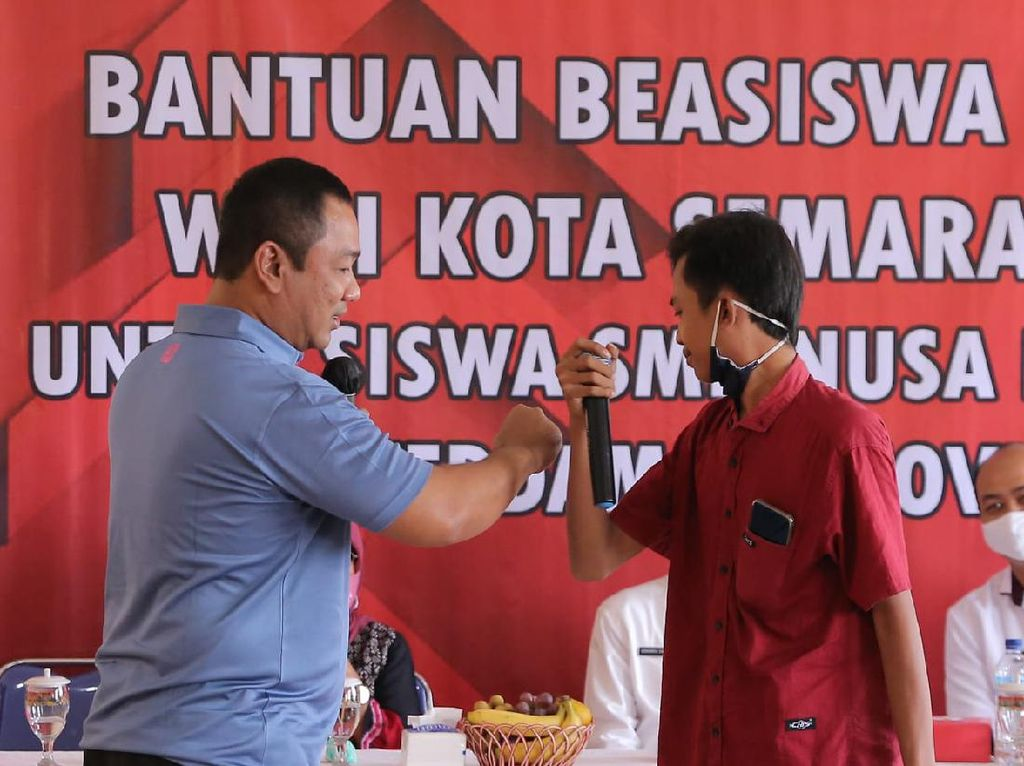 Pemkot Semarang Bakal Beri Kuota Gratis untuk Siswa TK sampai SMP