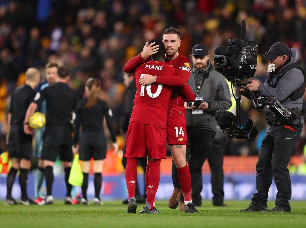 Liverpool Dominasi Kandidat Pemain Terbaik Liga Inggris 2019/2020