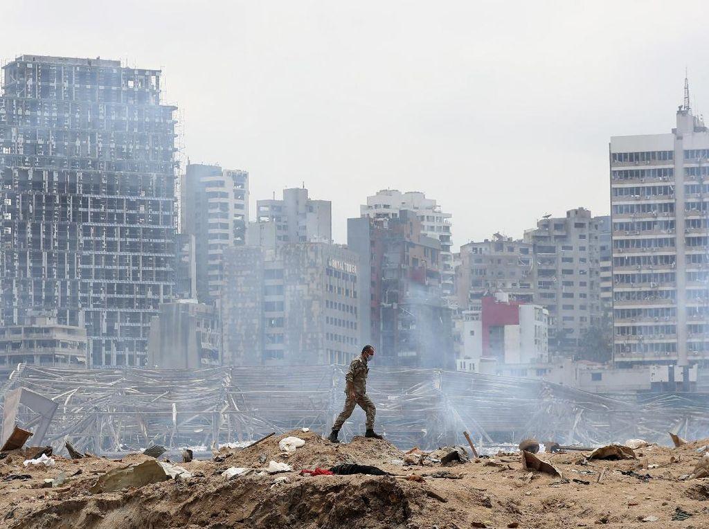 Lebanon Dapat Bantuan Transportasi Udara hingga Listrik Gratis