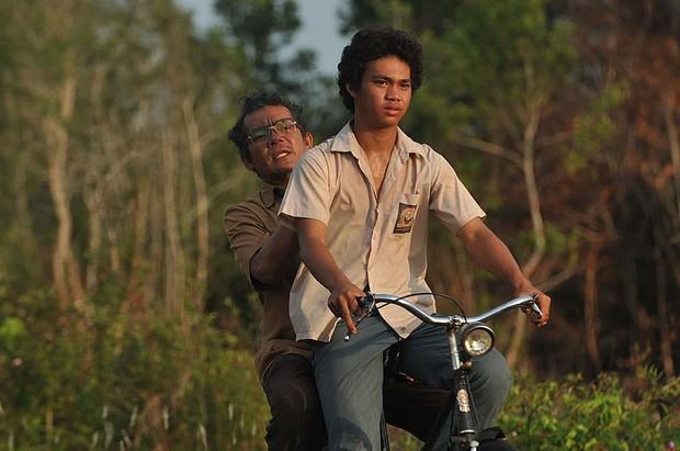 Sang Pemimpi (2010), sekuel dari film Laskar Pelangi
