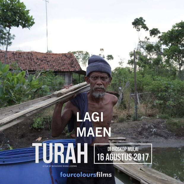 Film Turah (2016) bersinar di kancah film Asia.