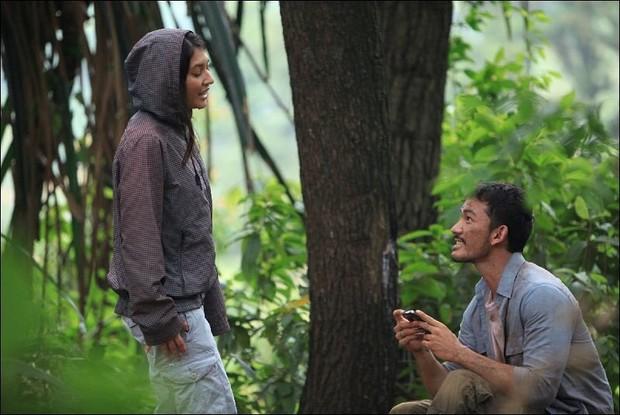 Film Modus Anomali (2012) bersinar di kancah film Asia.