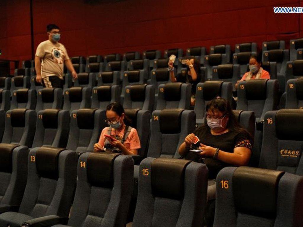 Bagi Produser Film, Bioskop Bukan Sekadar Tempat Cari Hiburan