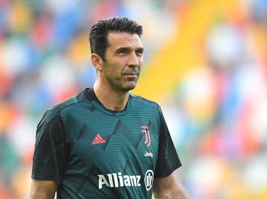 Gianluigi Buffon Mau Pensiun di Tahun 2023