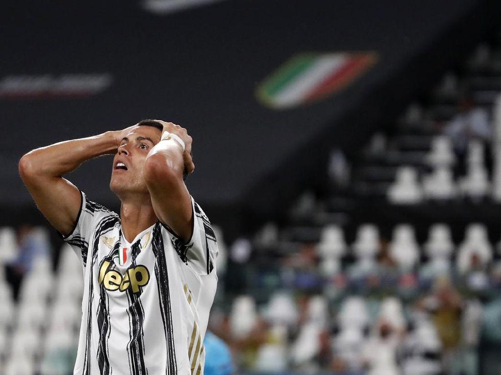Cuma Satu Trofi, Jadi Musim Terburuk Juventus