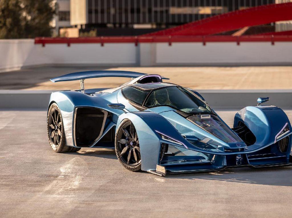 Hypercar Ini Mirip Kombinasi Jet dan Mobil F1, Harga Mulai Rp 33 M