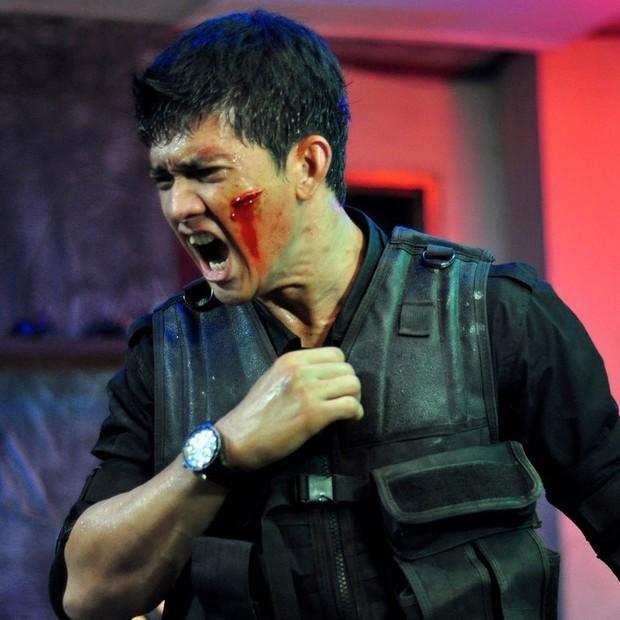 Film The Raid (2011) berhasil diputar di beberapa layar lebar internasional.