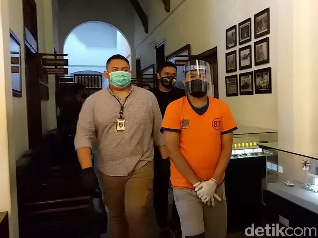 Kejiwaan Gilang Predator Fetish Pocong Akan Diobservasi Psikolog
