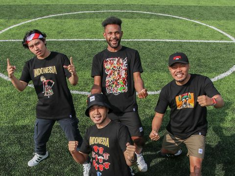 Hooligans12th - tShirt Kemerdekaan