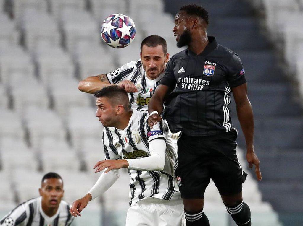 9 Fakta Usai Juventus VS Lyon