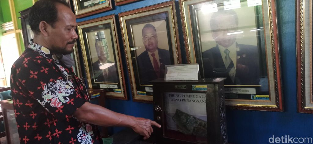 Museum Glagah Wangi Demak Simpan Serpihan Piring Aryo Panangsang