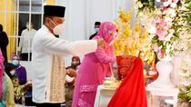 Gubsu Edy Rahmayadi Nikahkan Putrinya Besok, Undangan Dibatasi 25 Orang