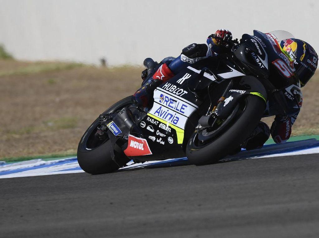 Video Kualifikasi MotoGP Republik Ceko: Zarco Raih Pole